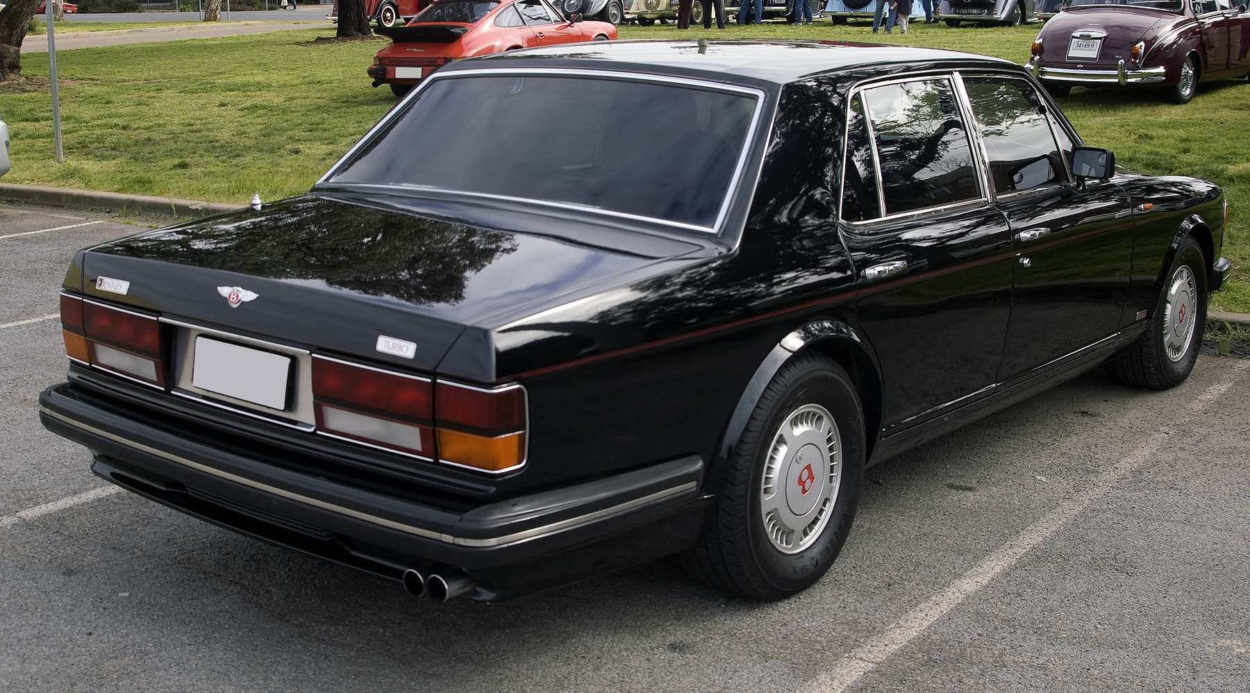 Bentley Turbo R #8042617
