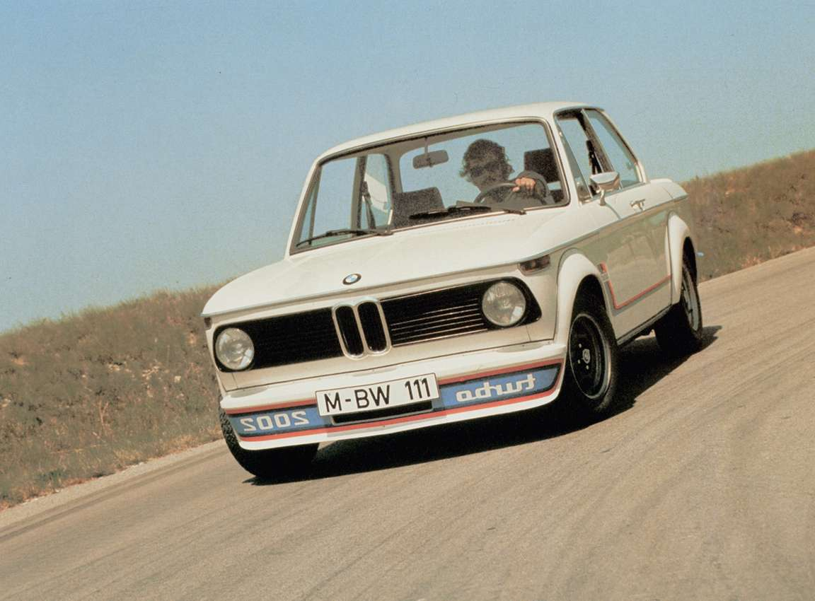BMW 2002 Turbo #8773692