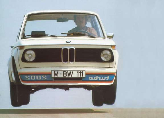 BMW 2002 Turbo #7594465