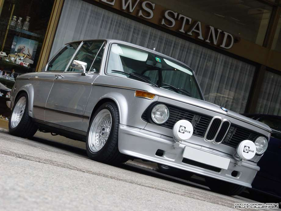 BMW 2002 Turbo #7587546