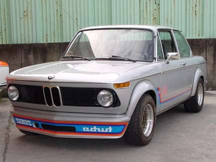 BMW 2002 Turbo #8202174