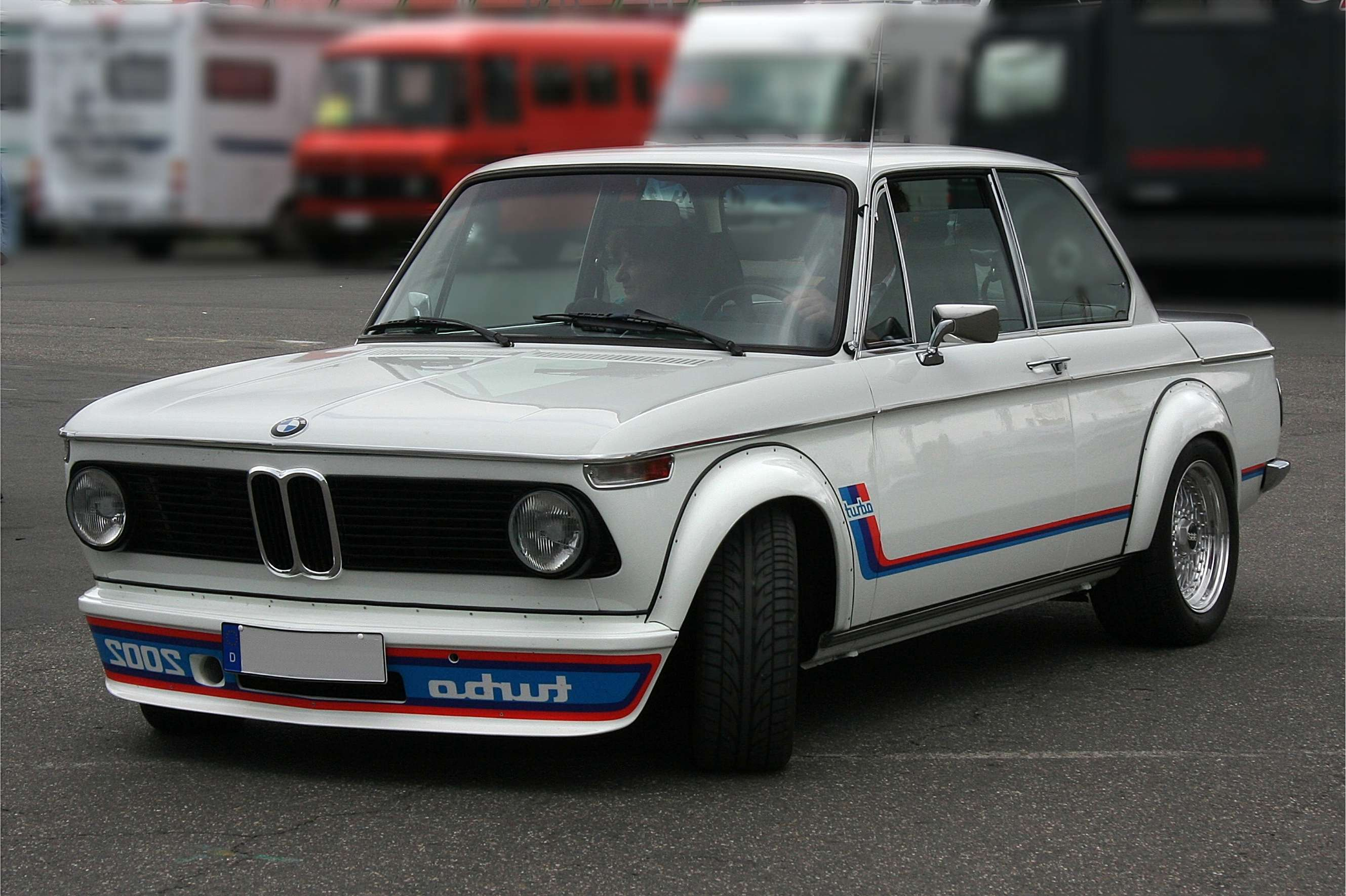 BMW 2002 Turbo #9885730