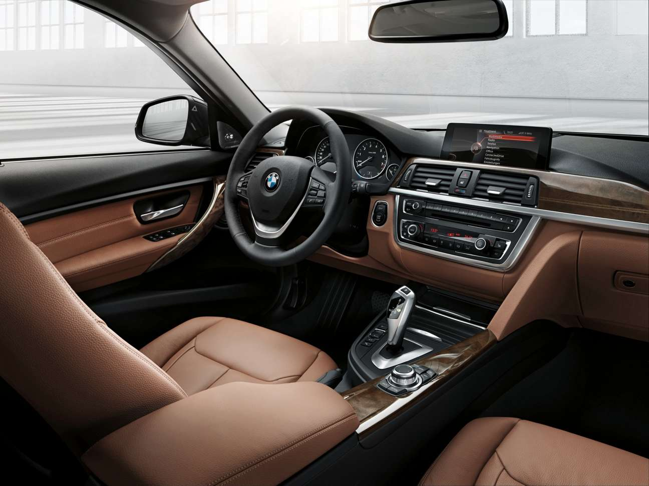 BMW 3 Series Touring #7503372