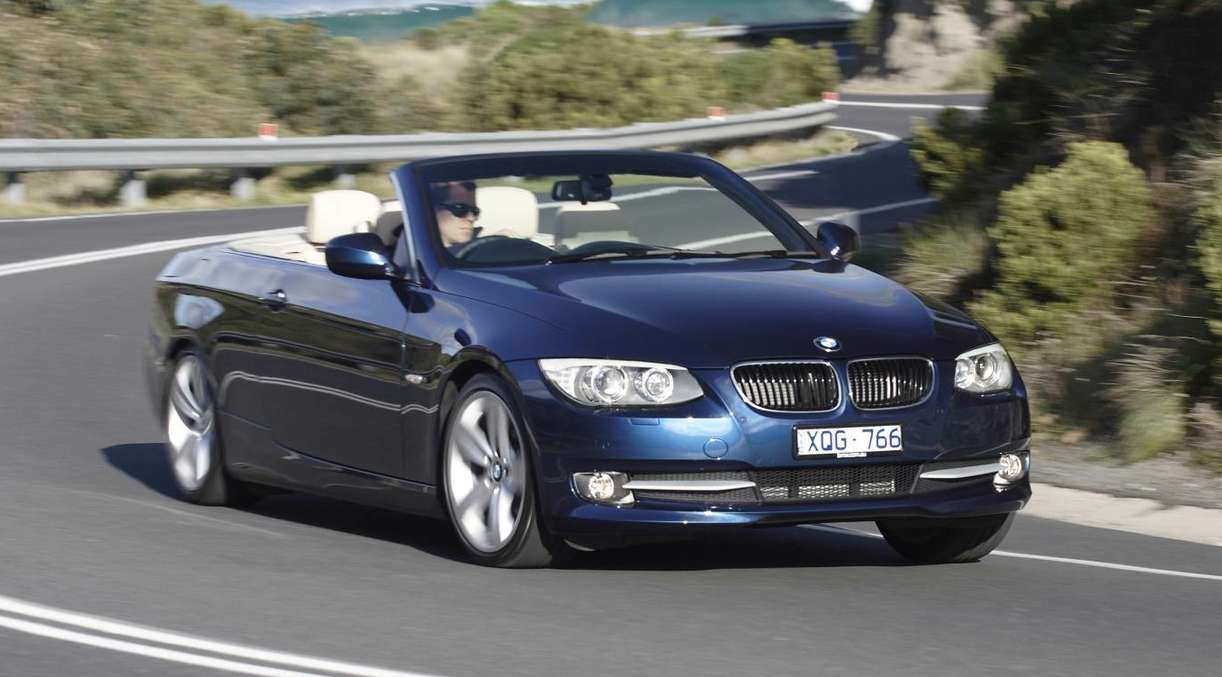 BMW 320D Coupe #9259760