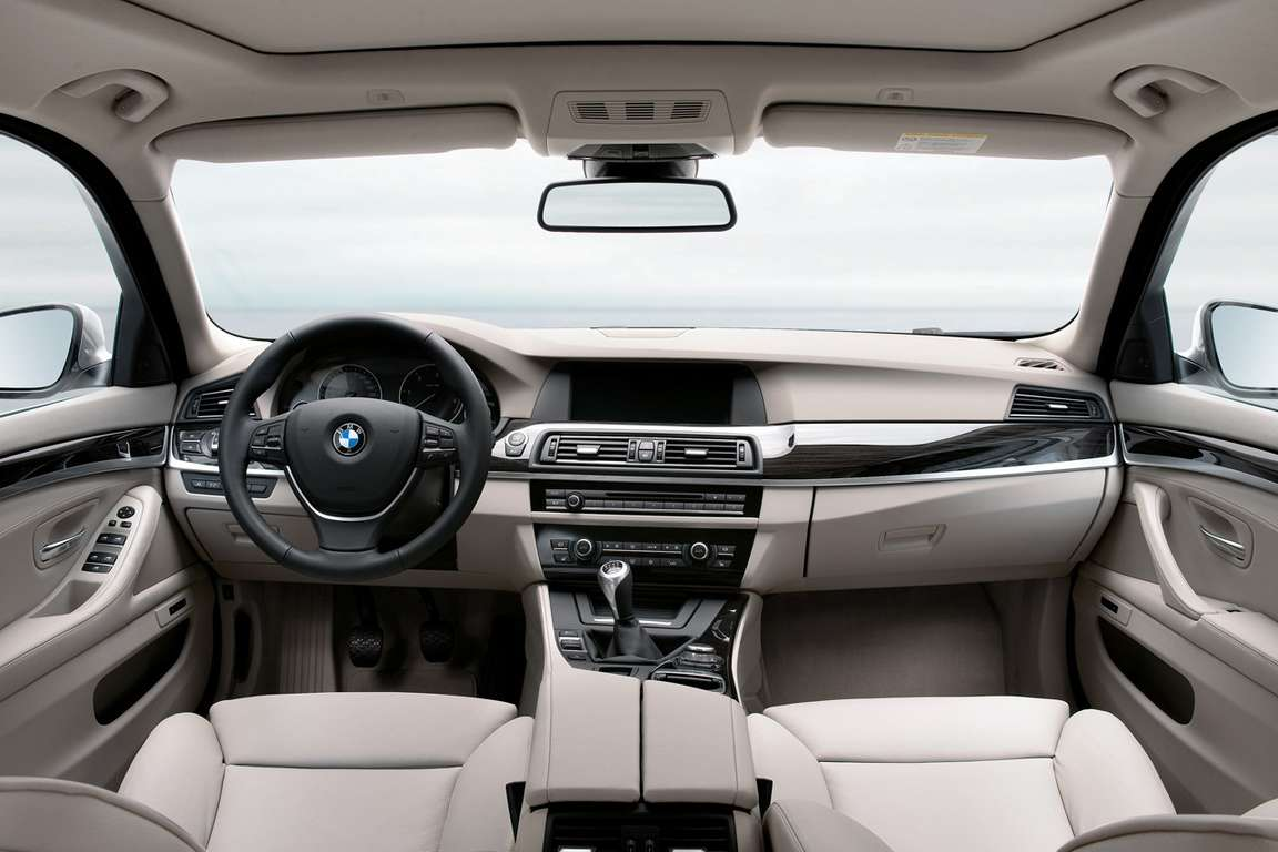 BMW 5-series Touring #7805002