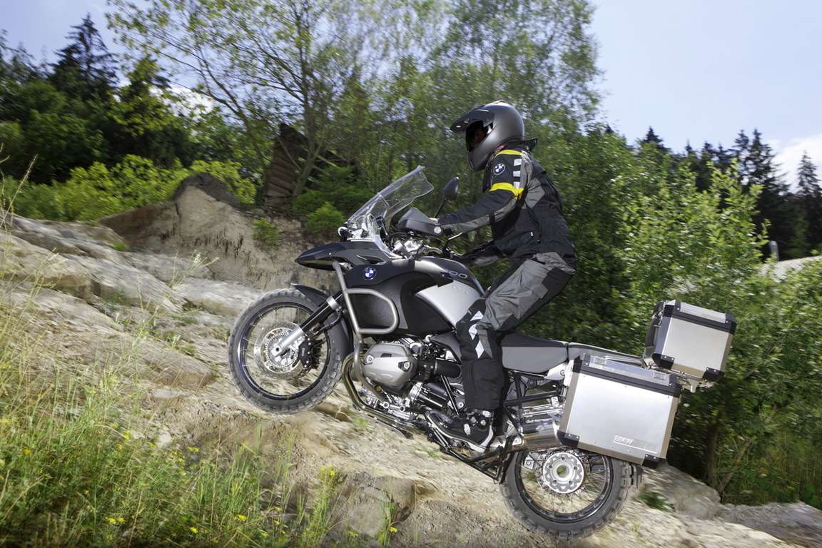 BMW R 1200 GS Adventure #8511368