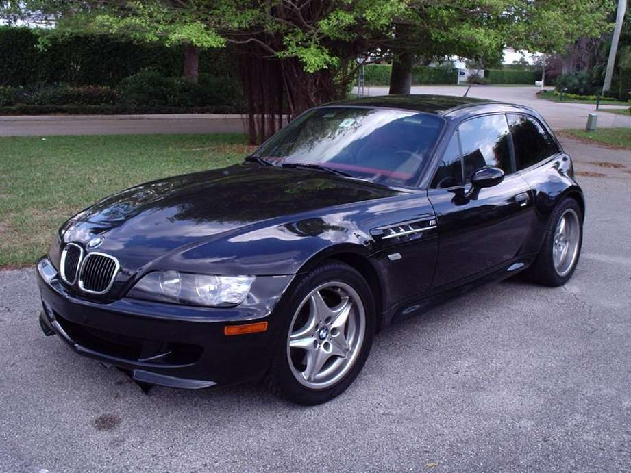 BMW Z3 M coupe #9882003