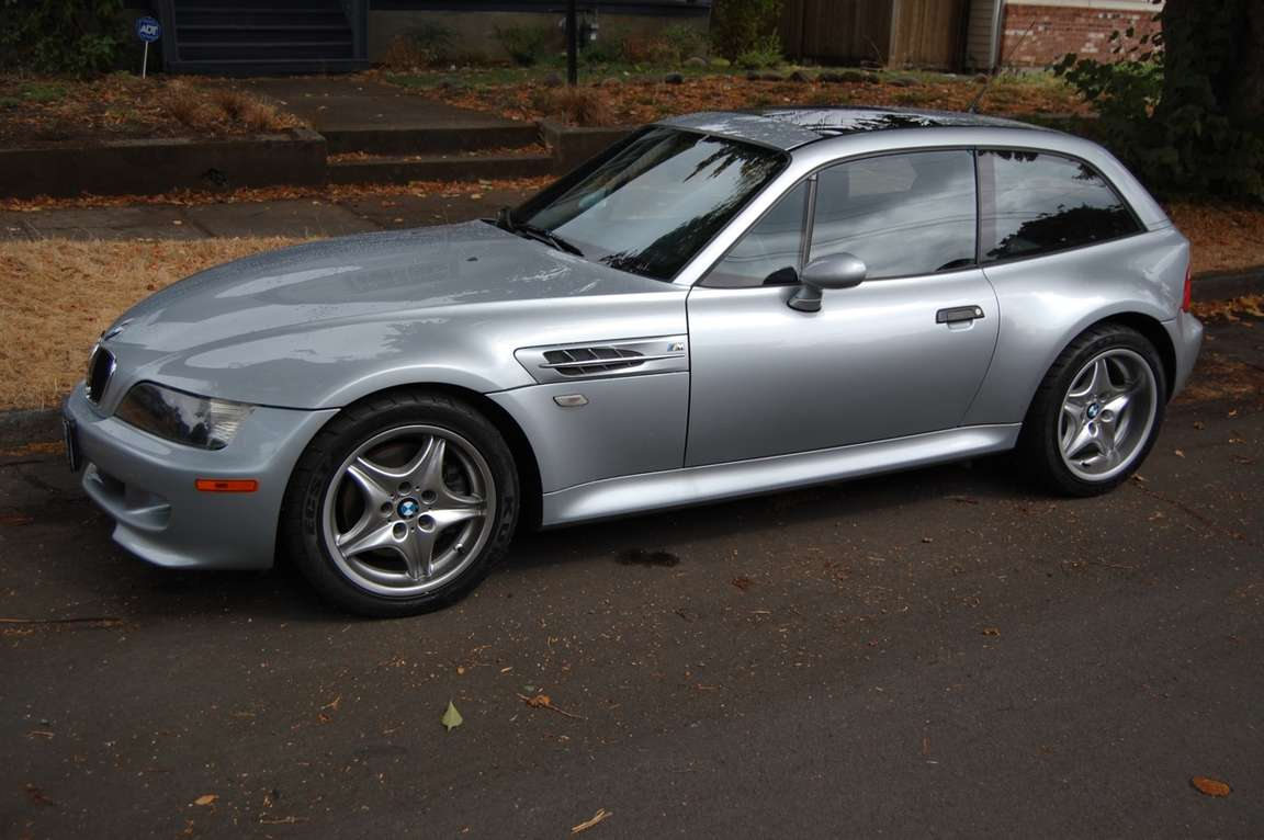 BMW Z3 M coupe #8644014