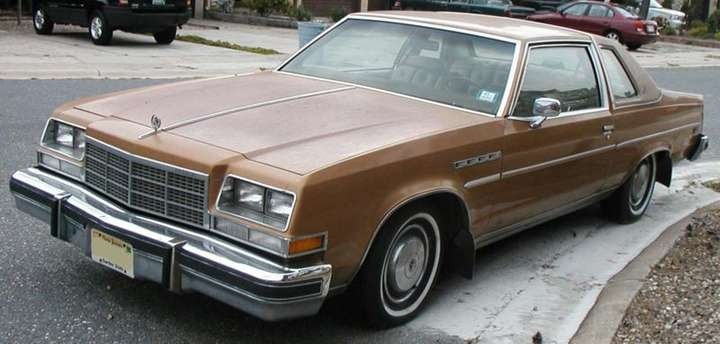 Buick Electra #8652609