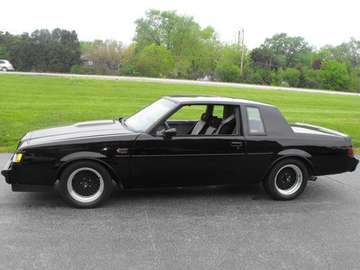 Buick Grand National #8443072
