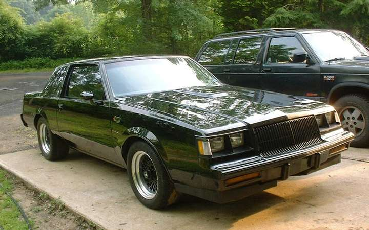 Buick Grand National #9302706