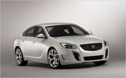 Buick Regal GS #7835652