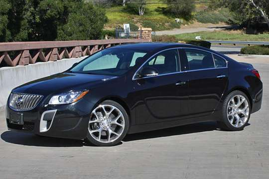 Buick Regal GS #8483260
