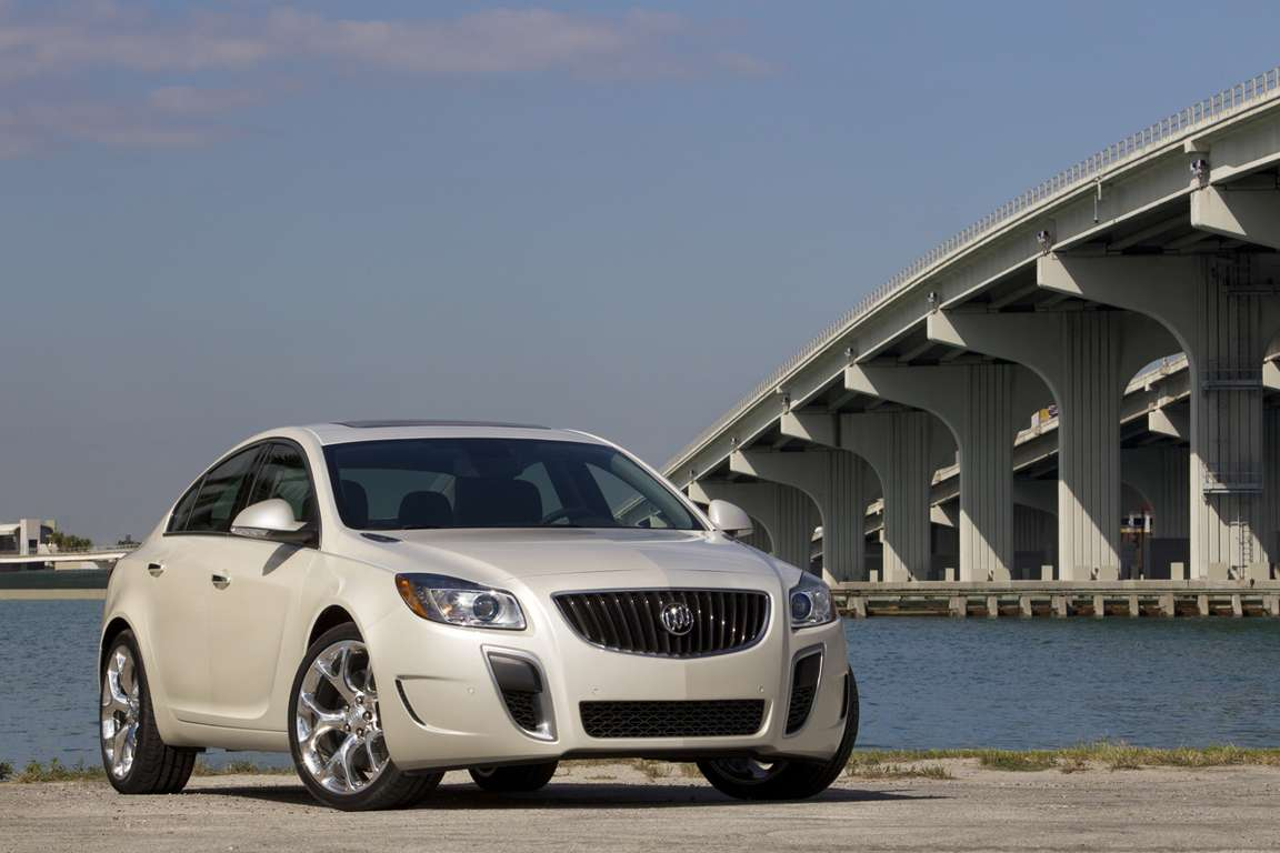 Buick Regal GS #8847755