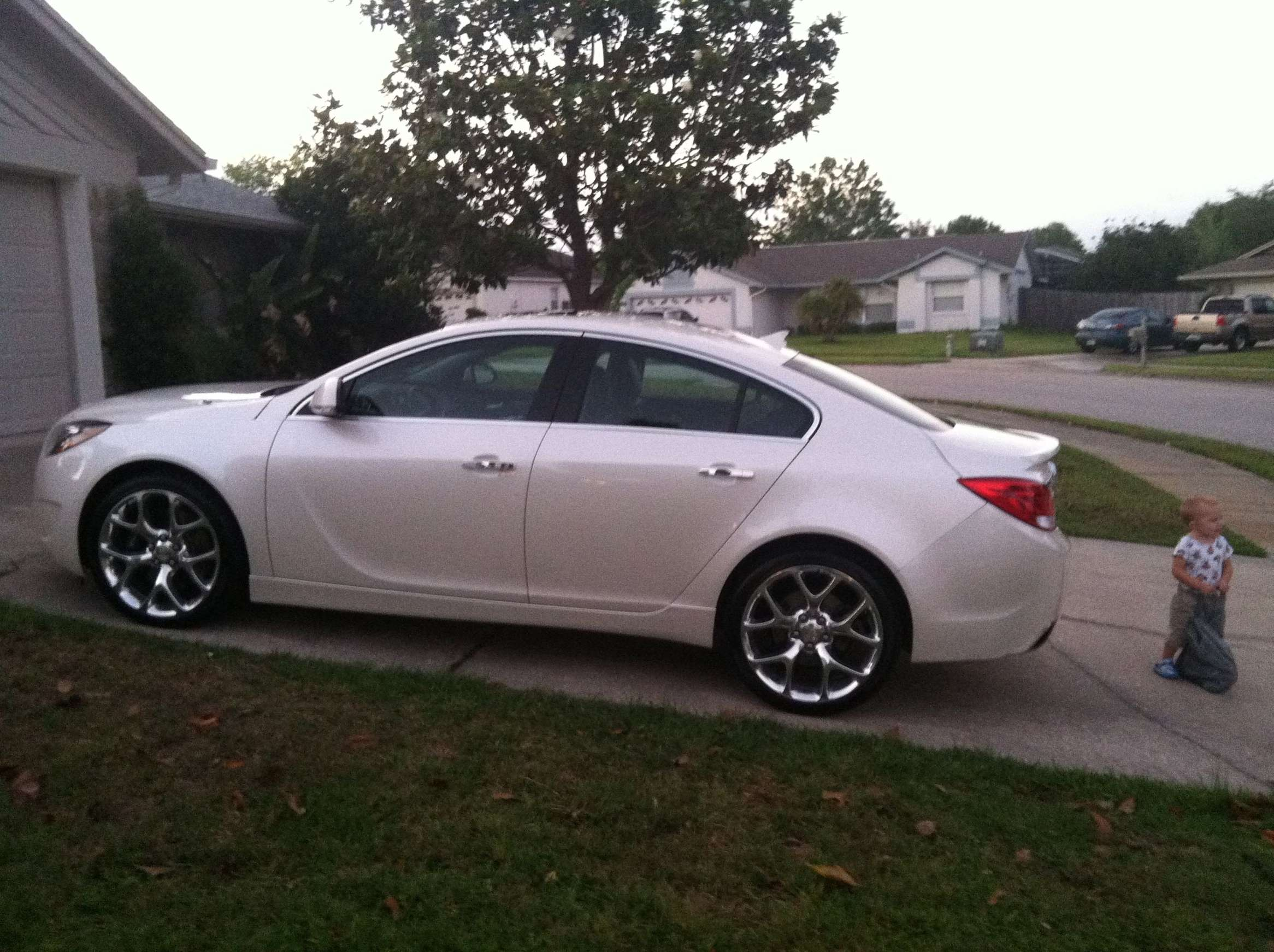 Buick Regal GS #9883570
