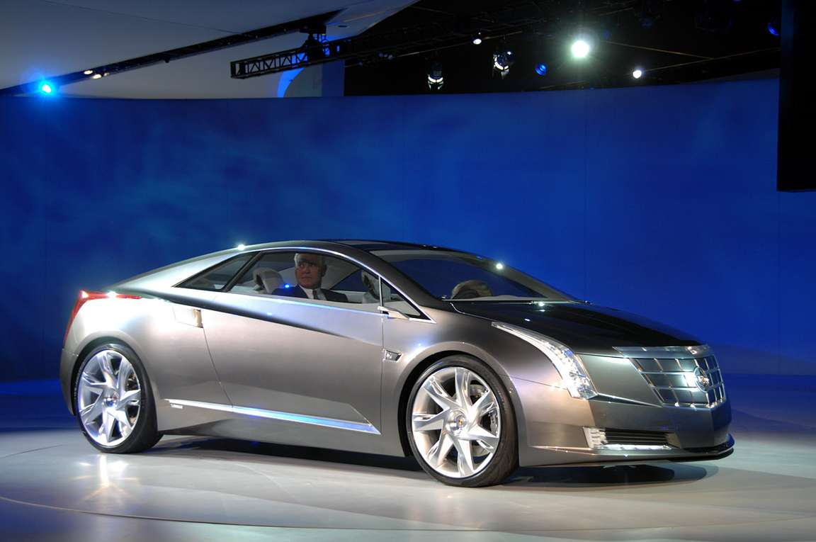Cadillac Coupe #9539305