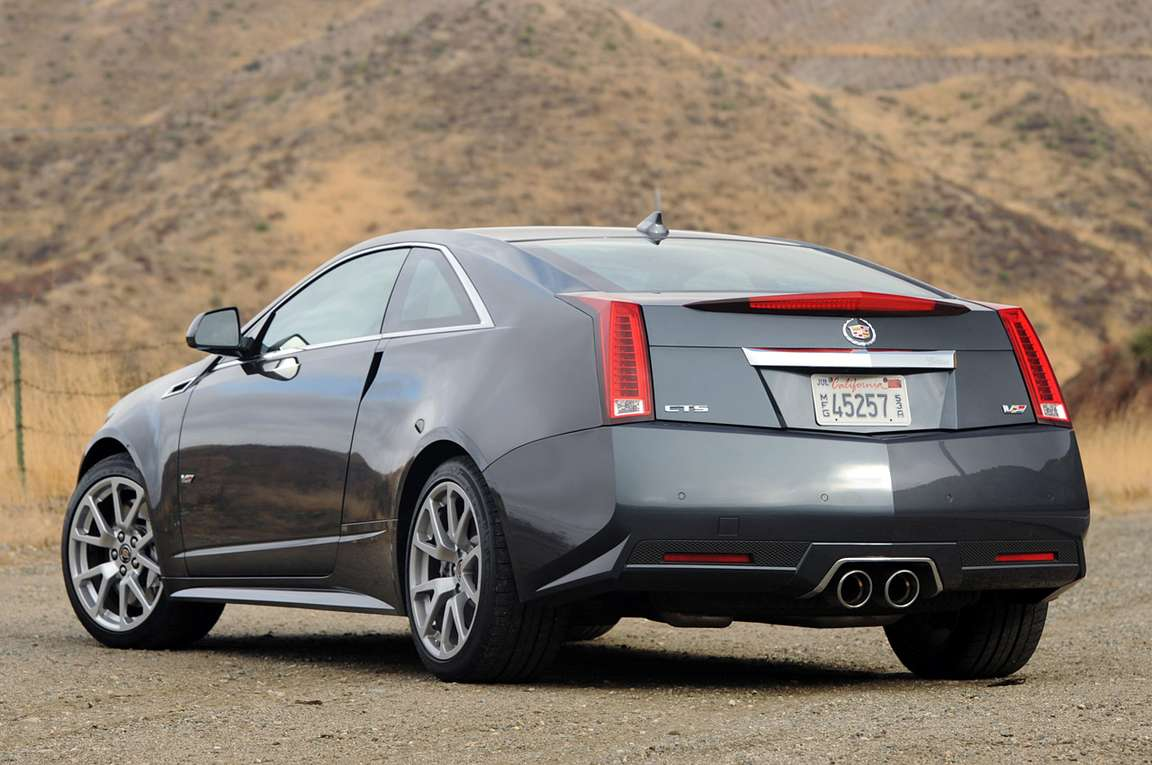 Cadillac CTS Coupe #7507091
