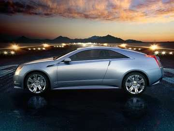 Cadillac CTS Coupe #8971942