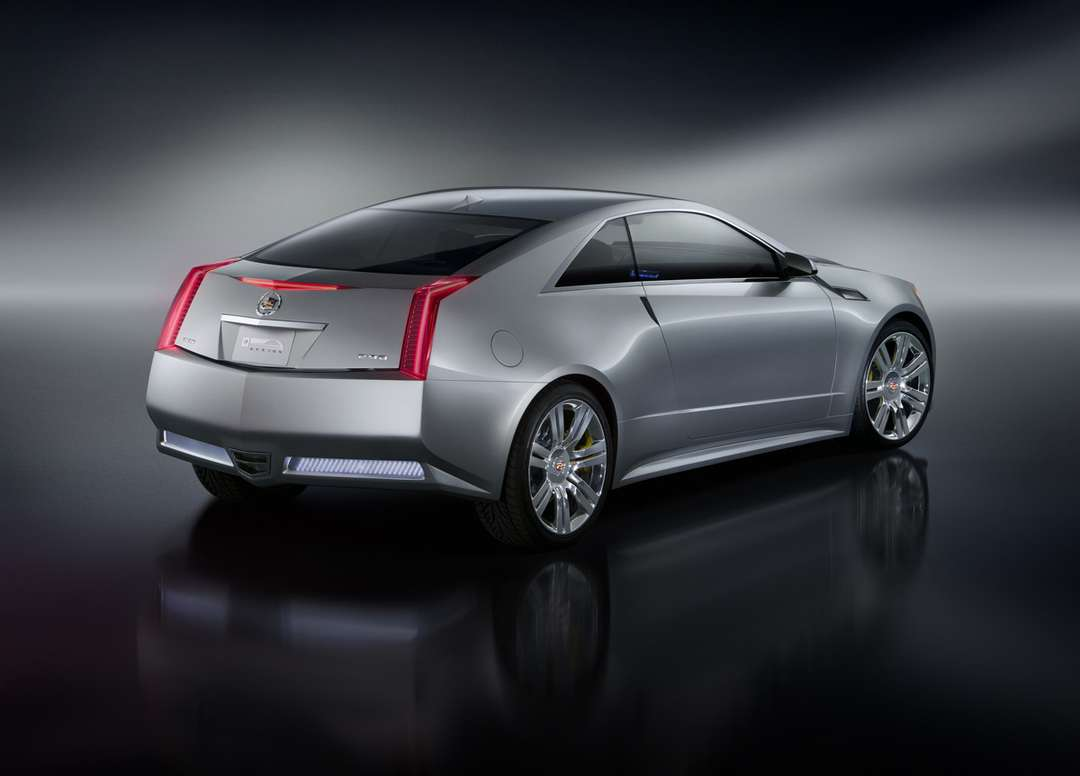 Cadillac CTS Coupe #8503156