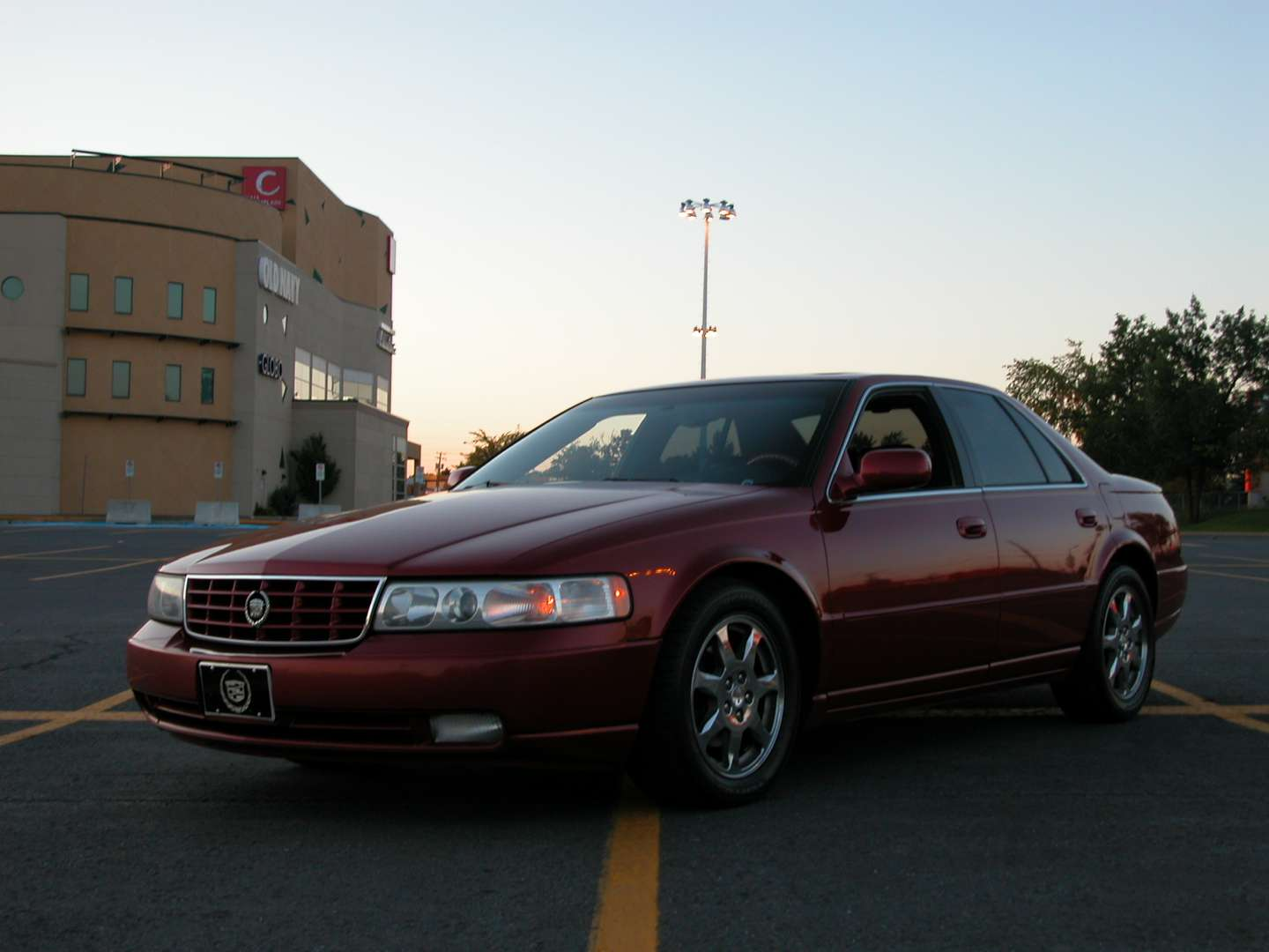 Cadillac Seville STS #7121671
