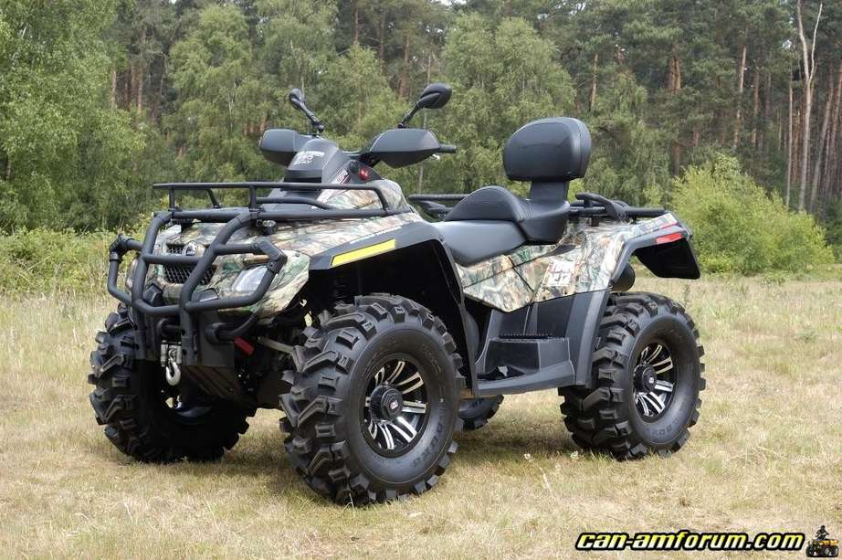 Can-Am Outlander #8142146