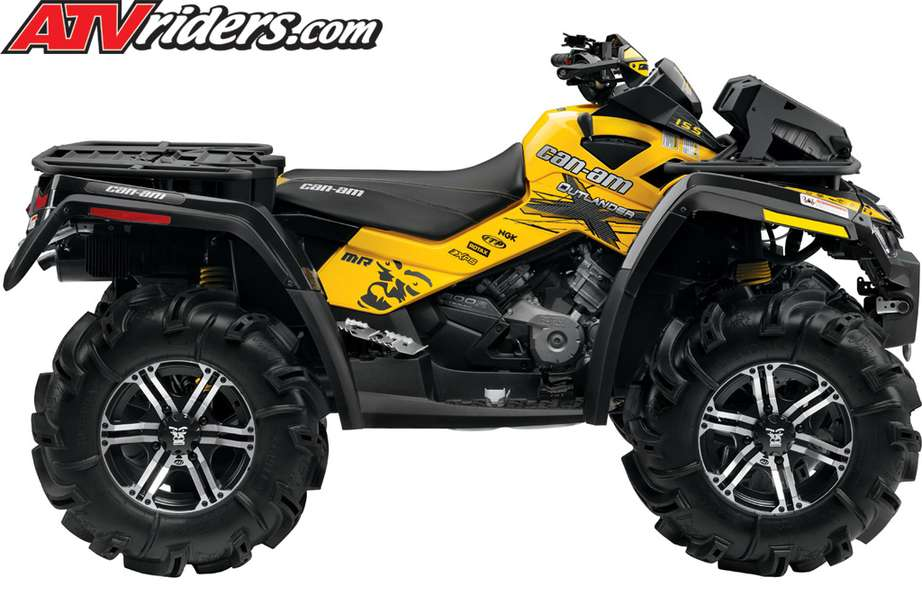 Can-Am Outlander #9635088