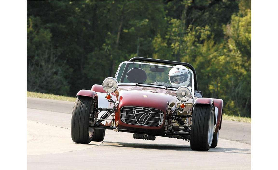 Caterham Super Seven #8963646
