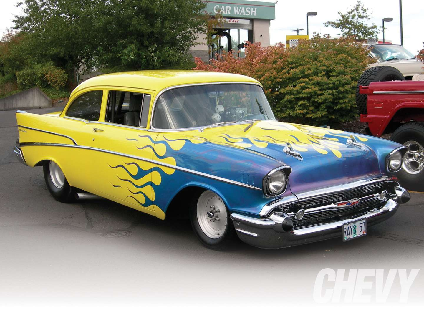 Chevrolet Bel Air #7248083