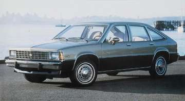 Chevrolet Citation #9883732