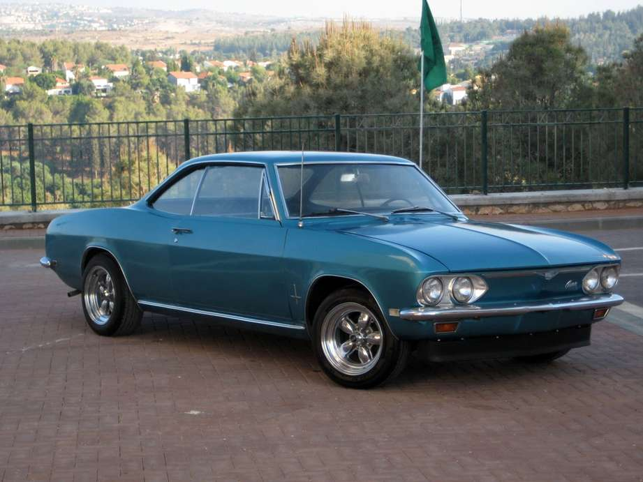 Chevrolet Corvair #8145565