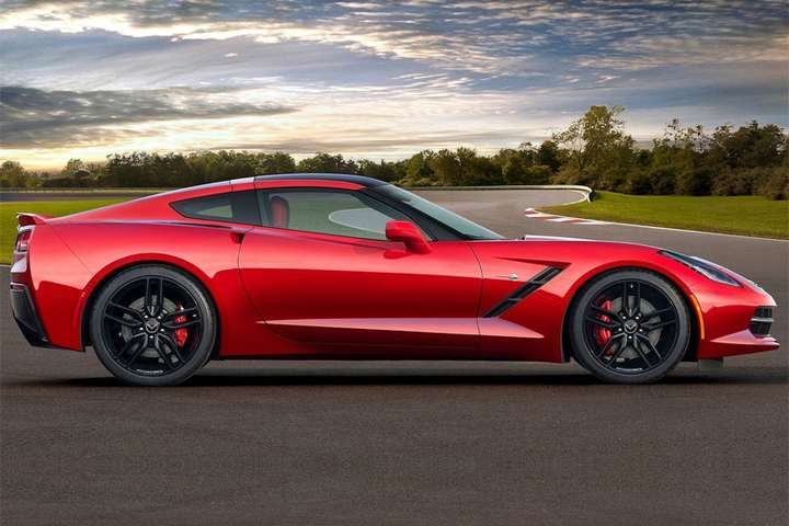 Chevrolet Corvette Stingray #9395015