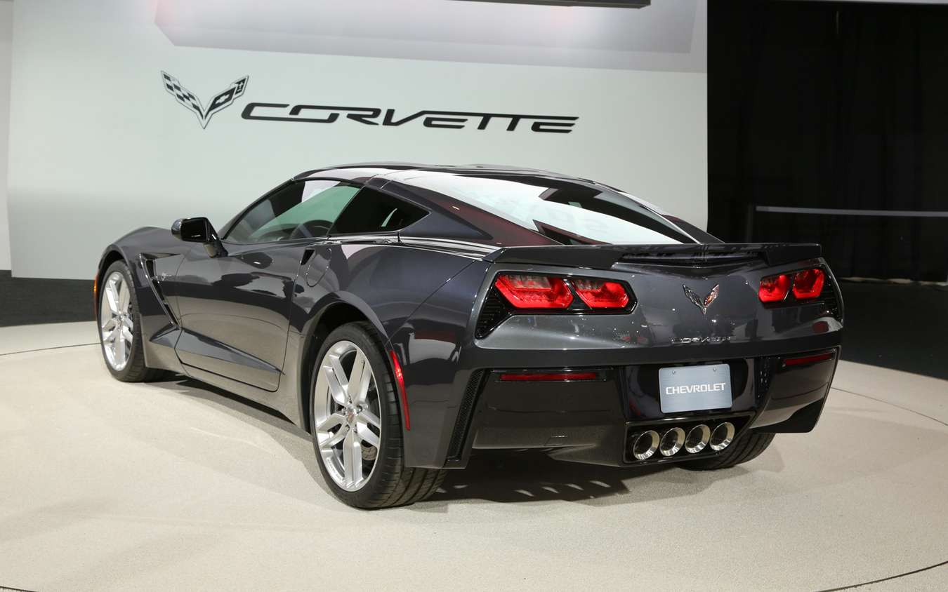Chevrolet Corvette Stingray #9139538