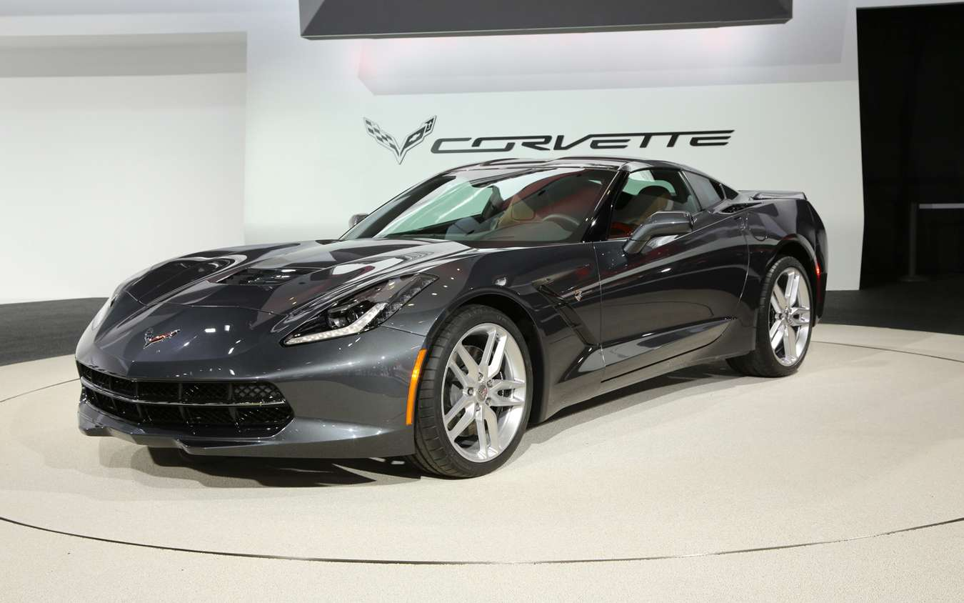 Chevrolet Corvette Stingray #7245432