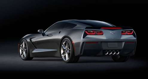 Chevrolet Corvette Stingray #8951219