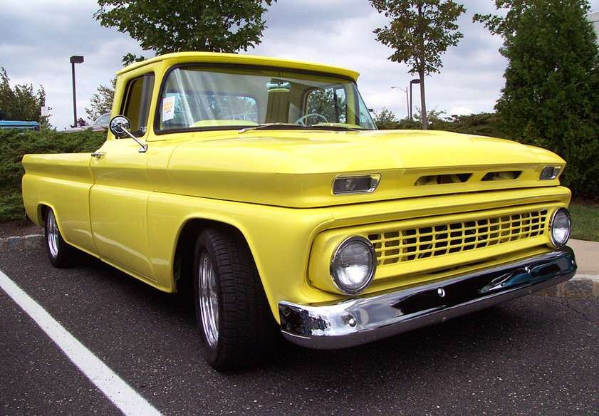 Chevrolet Pick up #9510200