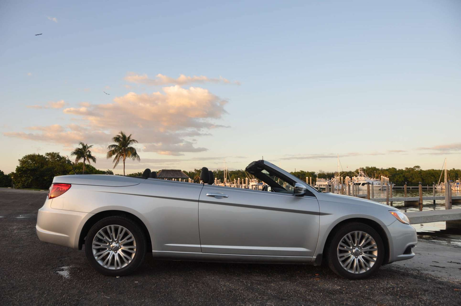Chrysler 200 Convertible #8693086
