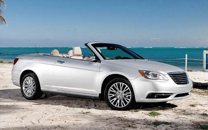 Chrysler 200 Convertible #9182730