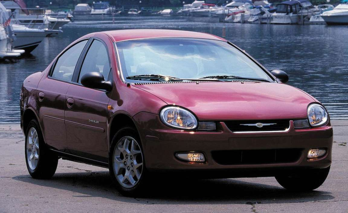 Chrysler Neon #7633019