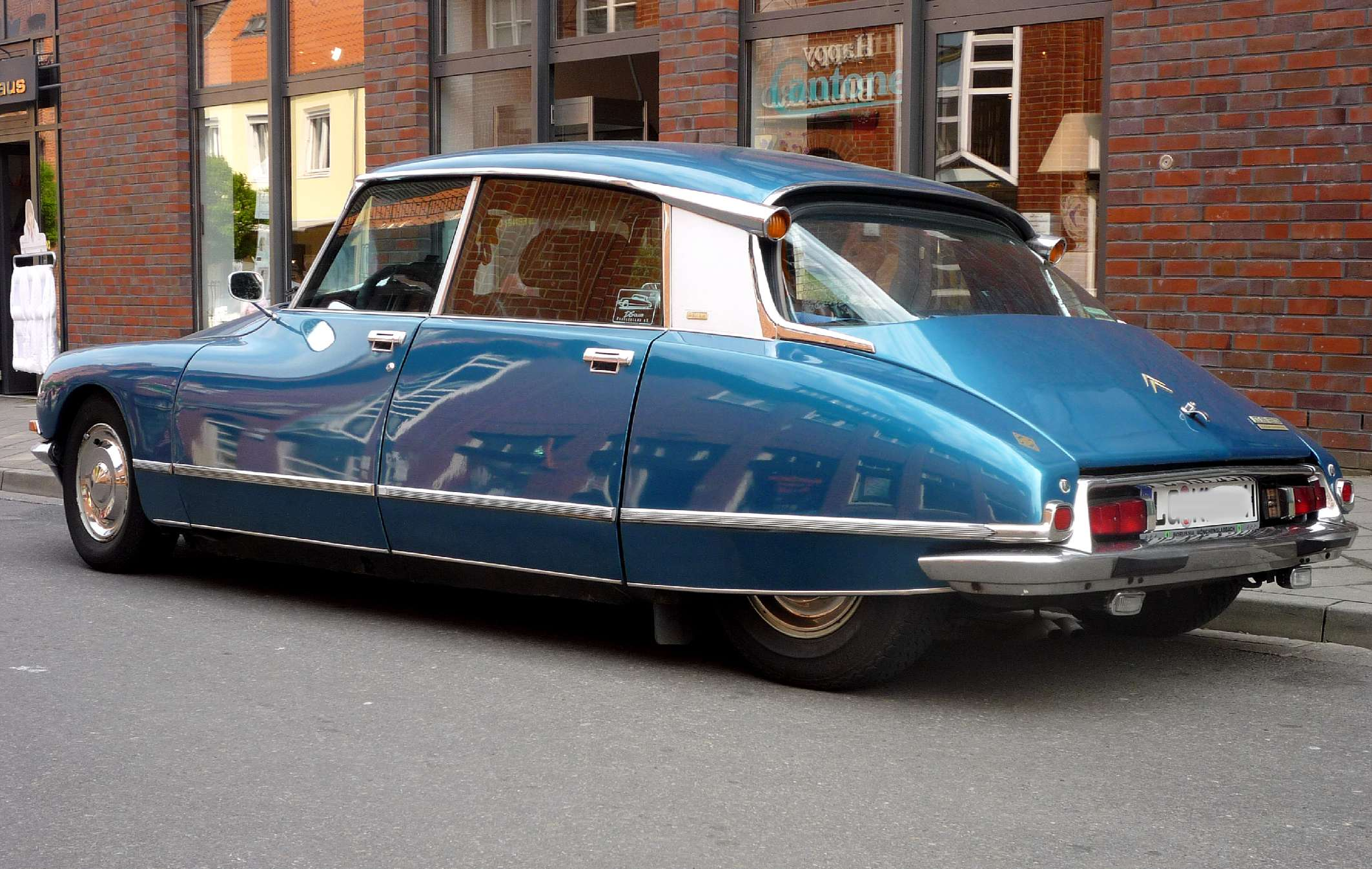 Citroen DS Pallas #8351501