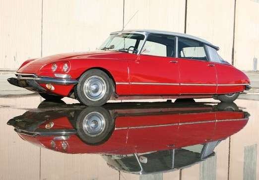 Citroen DS Pallas #8508040