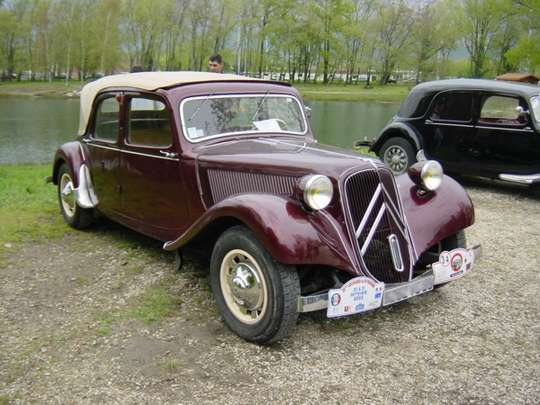 Citroen Traction #9486658