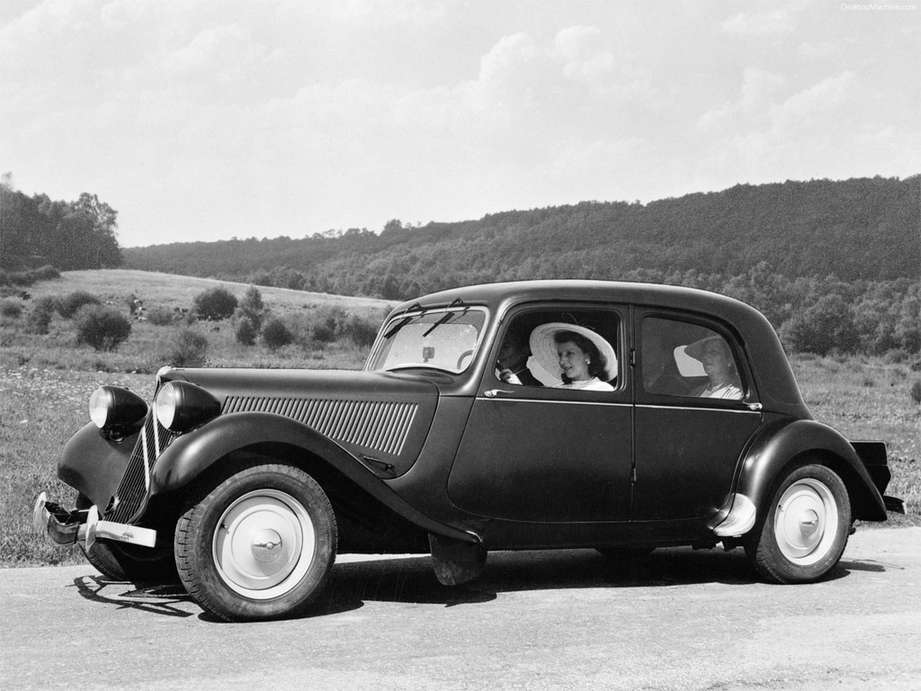 Citroen Traction - Avant #7339506