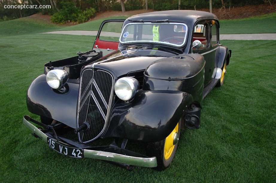 Citroen Traction - Avant #7792294