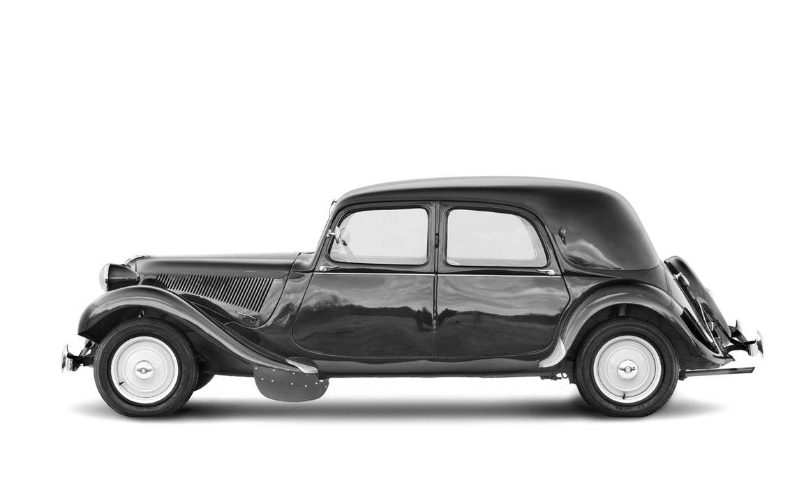 Citroen Traction Avant #8897093