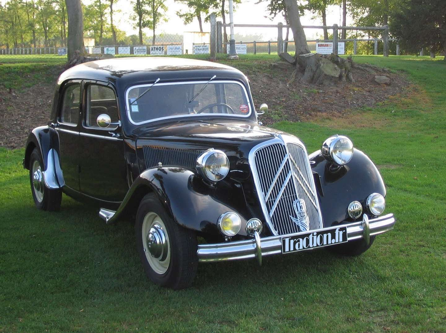 Citroen Traction #7715534