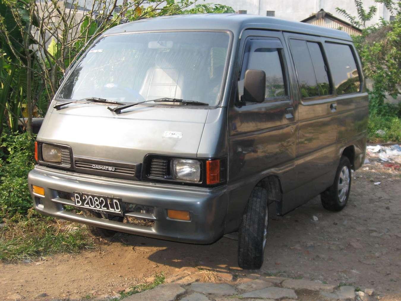 Daihatsu Zebra #8348718