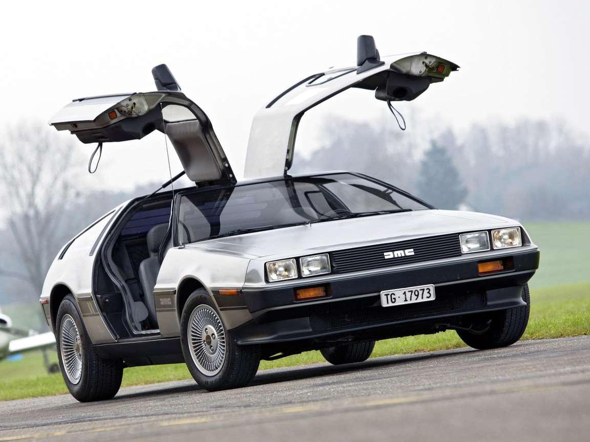 DeLorean DMC-12 #7332805