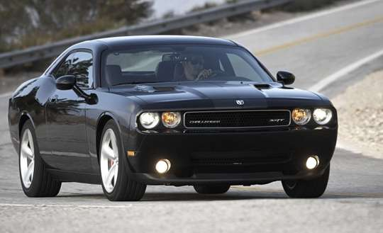 Dodge Challenger SRT #8341091