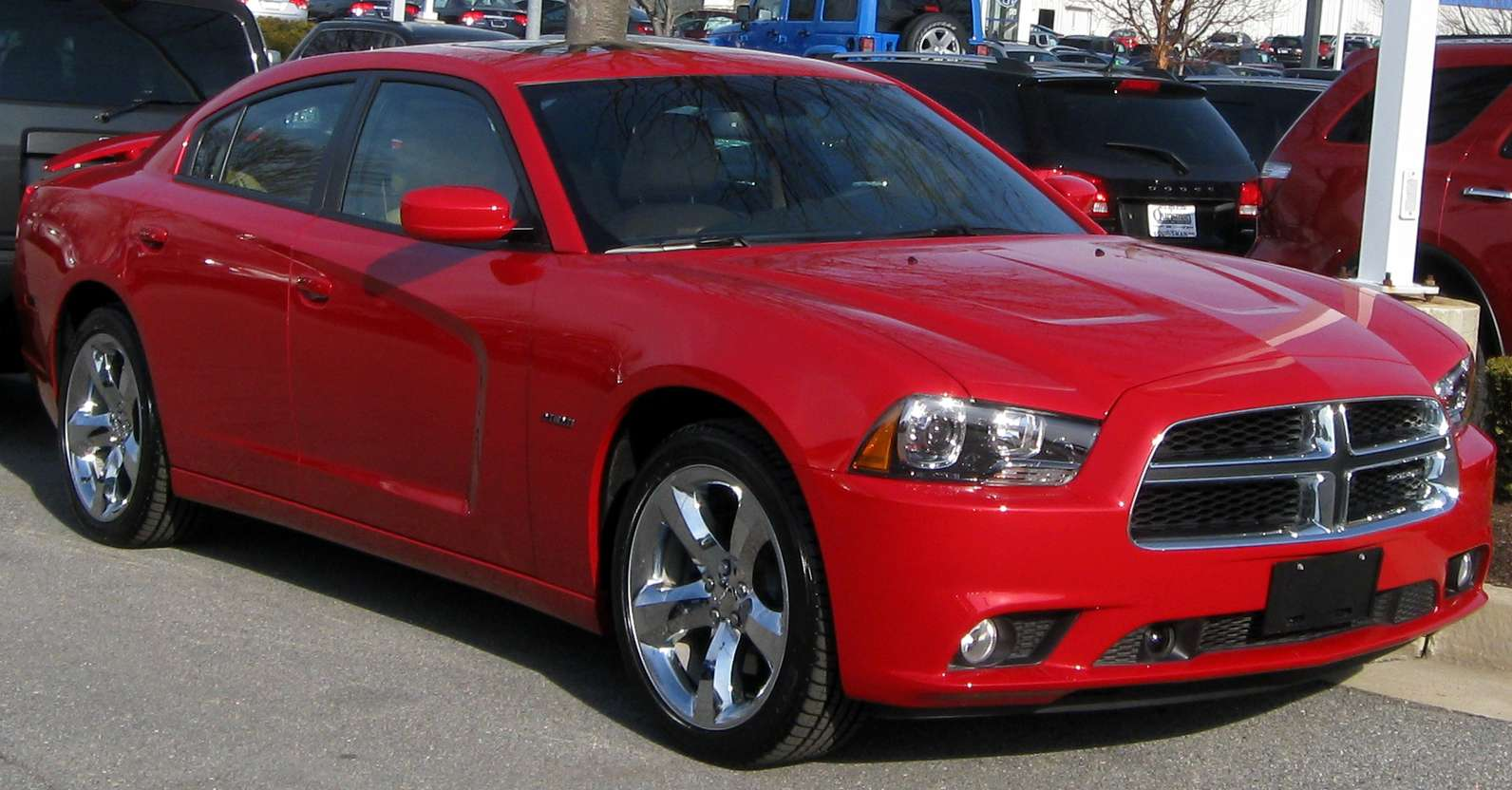 Dodge Charger #9211793