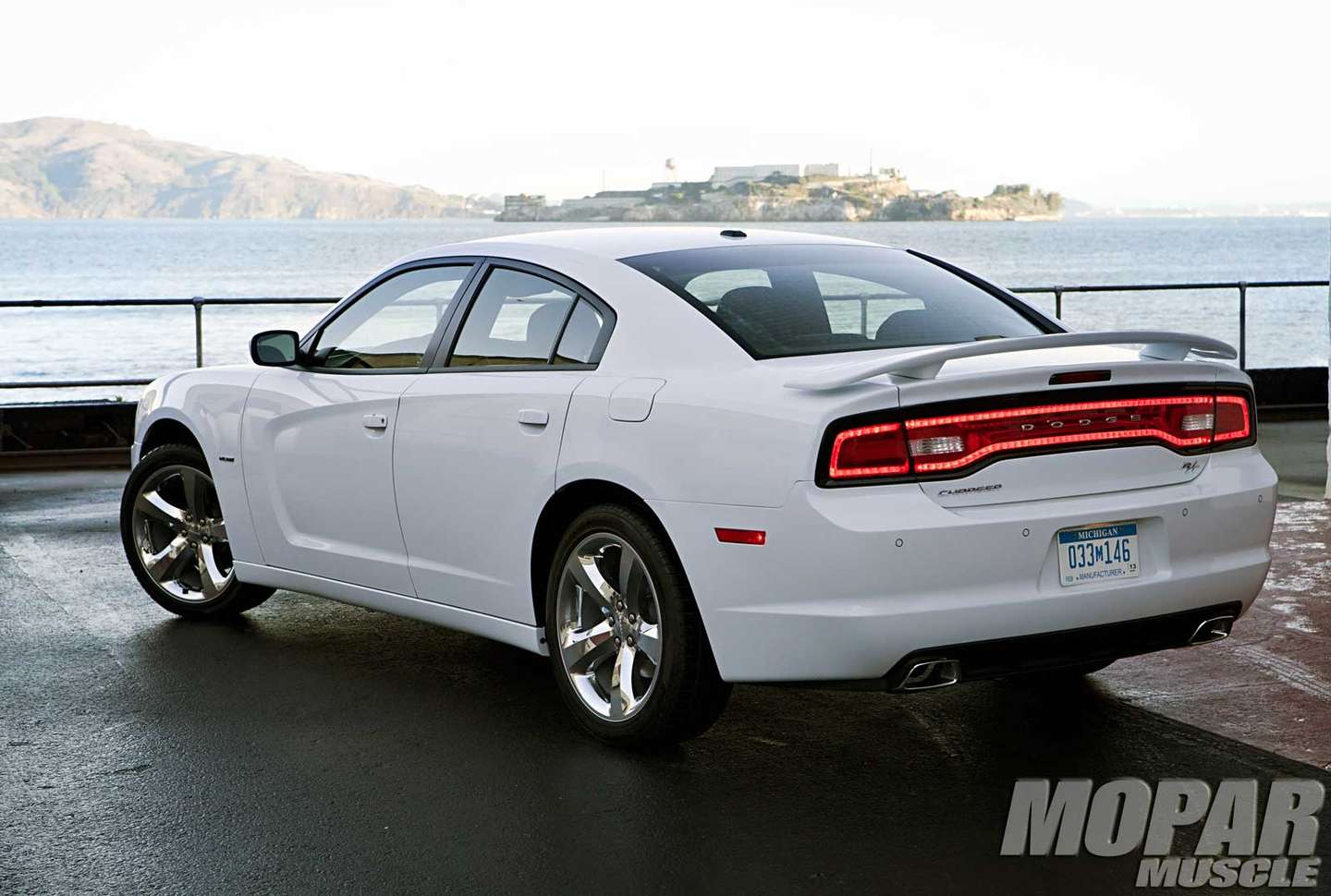Dodge Charger 2011 The Challenger Has Four Doors